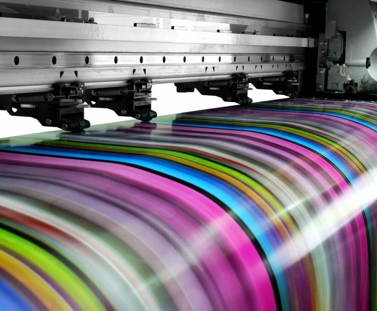 Способы печати на полиэтиленовых пакетах